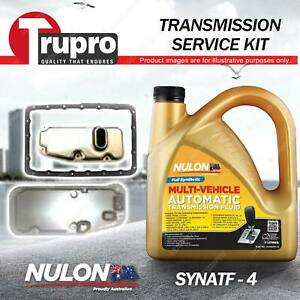 SYNATF Transmission Oil + Filter Service Kit for Hyundai Terracan HP 4WD Wagon