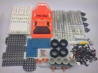 Vtg Gabriel Erector Set Construction System Replacement Parts Lot - EUC 1980's
