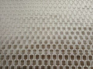Kirkby Design 'Bakerloo' upholstery fabric, Havana, remnant of 0.7m length