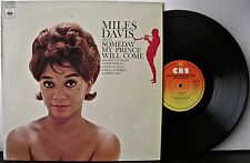 LP : MILES DAVIS - SOMEDAY MY PRINCE WILL COME