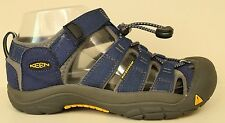 KEEN Big Kids Sandal Shoes Sz 4 / EU 36 Newport H2 Waterproof Blue Water Hiking
