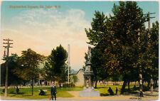 SAINT JOHN NB – Haymarket Square