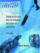 Reading Architectural Plans for Residential and Commercial Construction (5th Edi