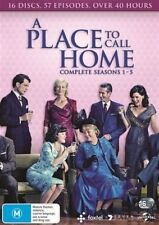 A Place To Call Home : Season 1-5 (DVD, 2018, 16-Disc Set)