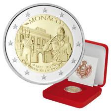 Monaco - 2 Euro 2017 - Karabinieri Fürstliche Karabinierskompanie - PP