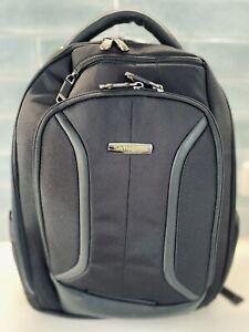 "Samsonite 17.3"" Laptop notebook Macbook Computer Backpack Bag-BLACK - Like New"
