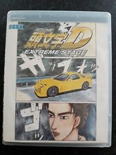 Initial D Extreme Stage Sega Japanese Playstation 3