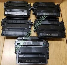 20 Virgin Genuine Empty HP 55X Laser Toner Cartridges FREE SHIPPING CE255X