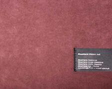 Original Audi Alcantara - au Mètre Tissus Référence 140 cm X 100 cm Classicrot
