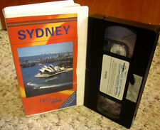 SYDNEY travel video Lonely Planet documentary VHS Australia gay Mardi Gras LGBT