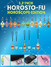 ONE BLIND BOX HOROSTO-FU HOROSCOPE EDITION ZIPPER PULL KEY CHARMS DEVILROBOTS