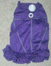 New listing New Reflective Dog Dress Purple Size M Pet