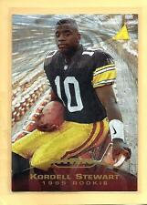 """KORDELL STEWART 1995 Pinnacle """"Rookie - Trophy Collection"""" #231 - Comb. Shipping"""