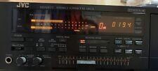 JVC  DD-VR 77 Stereo Cassette Deck Vintage Audiophile