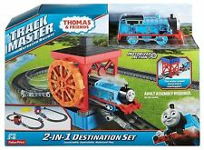 Fisher-Price Thomas and Friends Trackmaster 2 in 1 destination track set