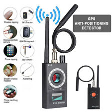 K18 Anti-spy Hidden Camera Detector RF Signal GPS Audio Finder Tracker Scanner