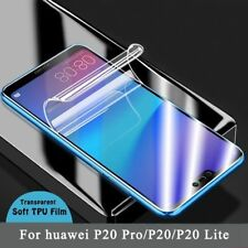 10D Full Cover Hydrogel Film Soft Protect Screen For Huawei P20 Mate 20 Lite Pro