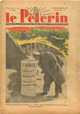 Spanish Civil War Guerre d'Espagne Border terminal Militia 1938 ILLUSTRATION