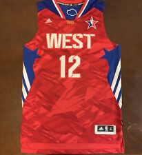 Rare Adidas NBA Los Angeles LA Lakers Dwight Howard 2013 All Star West Jersey