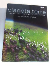 PLANETE TERRE LA SERIE COMPLETE [PLANET EARTH] 5 DISQUE DVD BBC TV SRCDVD-5-2344