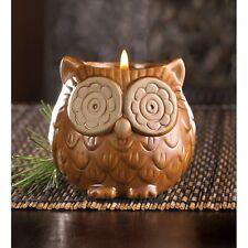 ASPEN OWL CANDLE