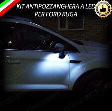 KIT LUCI DI CORTESIA ANTIPOZZANGHERA A LED CANBUS 6000K PER FORD KUGA (1 SERIE)