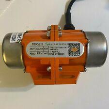 380V Vibrator AC Asynchronous Vibration Motor 90W Vibrating 3000RPM TB90/2-2