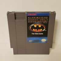 Batman The Video Game NES Game