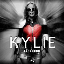 Kylie Minogue Timebomb w/obi UK press