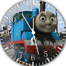 Thomas Train Frameless Borderless Wall Clock Nice For Gifts or Decor W365