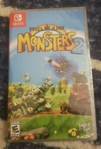 PixelJunk Monsters 2 Limited Run Games #4 Nintendo Switch New