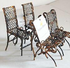Aidan Gray Seating Place Card Chairs Wedding