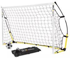 SKLZ Quickster Soccer Goal 6x4 Lightweight Popup Portable Net Bag Outdoor