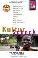 KulturSchock Tansania von Eiletz-Kaube, Daniela   Buch   Zustand gut