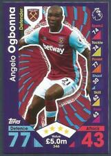 TOPPS MATCH ATTAX 2016-17- #346-WEST HAM UNITED-ANGELO OGBONNA