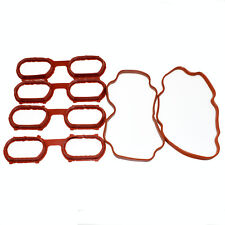 11611433328 Intake Engine Manifold Cover Gaskets 6PCS for BMW 740i 740iL 540i X5