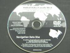 CADILLAC XLR STS NAVIGATION DVD US CANADA  OEM 25979939U 8.0 US - CANADA WEST