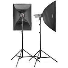 walimex pro Studioset VE-150 XL Excellence für Einsteiger und Hobbyfotografen
