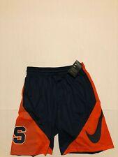 New Syracuse Orangemen 2018 Edition Nike Dri-Fit Shorts  Medium Bucket NWT