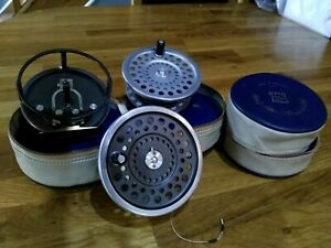 Hardy Marquis Salmon No 2 With Spare Spool