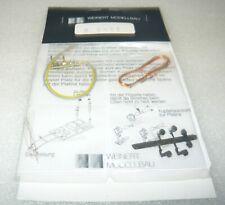 Weinert 9033,BS bel. DB Einheitslaternen,mit Mikrol.+Konstantlichtplatine