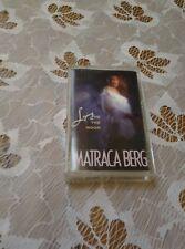 "VINTAGE 1990 MATRACA BERG ""LYING TO THE MOON"" BMG CASSETTE"