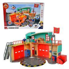 Große Feuerwehrstation | Feuerwehrmann Sam | Mit Licht & Sound