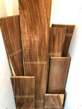 4-Pk Exotic Lumber, Hardwood Lumber - Parota Wood - 4 Boards 1