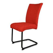 Stuhlhussen Stuhlbezug Stuhlüberzug Stretchhussen Hochzeit Stuhlbezug Rot
