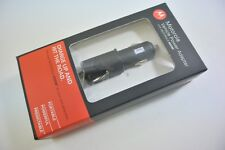 New Original Motorola Xoom Tablet Car Charger SJYN0597A