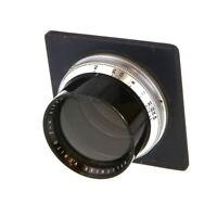Vintage Wollensak 8 3/4inch f/4 Verito Diffused Focus Barrel Lens - UG
