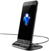 Baseus Desk Charger Ladegerät Dockingstation USB für Apple iPhone