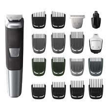 NEW LOOK Philips Clippers Barber Haircut Set Beard Trimmer Men Hair Cutting Kit
