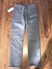 7781e0bb Fredd Marshall Gray Lined Skinny Jeans Men's 30